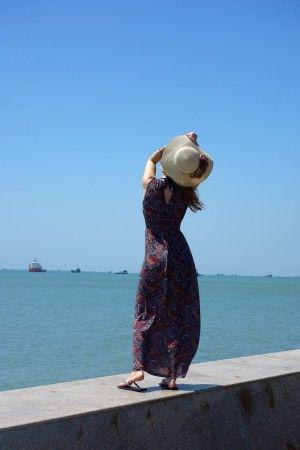 Vung Tau Back Beach, Where to Go in Vietnam