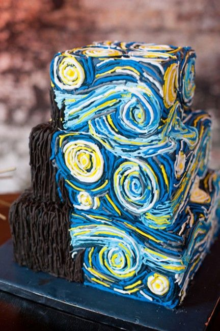 LOVE LOVE LOVE Doctor Who inspired wedding cakes | Wedding Trends: Themed Weddings – Doctor Who « FormDecor just needs a tardis.