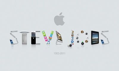 Steve Jobs, Tribute Apple Macintosh (click to view)