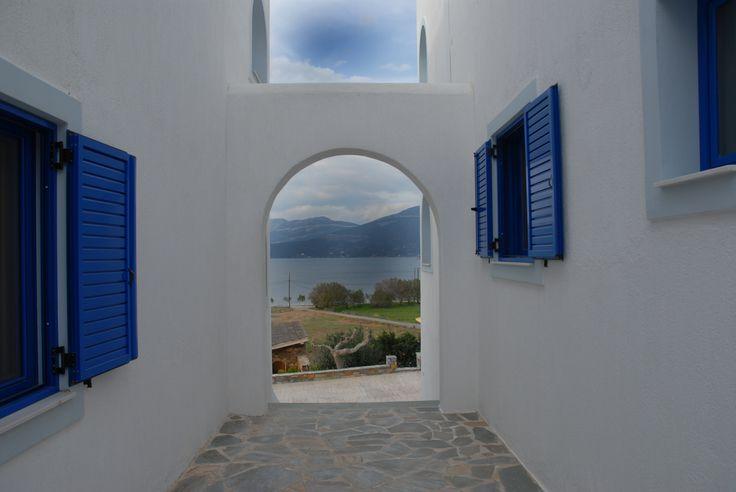 Alykes is a village in miniature... #greece #evia #marmari #vacations #alykes