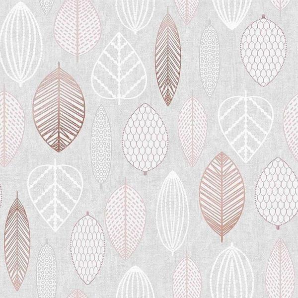Scandi Leaf Blush Pink Heavy Weight Textured Wallpaper From Graham Amp Brown S Superfresco Easy Collection Blush Wallpaper Scandi Wallpaper Leaf Wallpaper