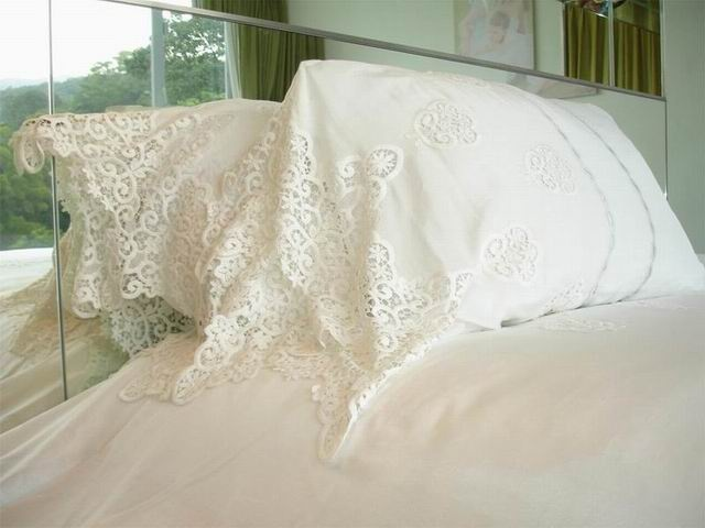 Fusion Furnishings & Furniture - Silk Cotton Lace Collections