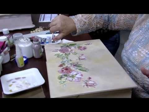 Mulher.com 13/05/2014 - Cabideiro Palets reciclados por Rose Rodrigues parte 02 - YouTube