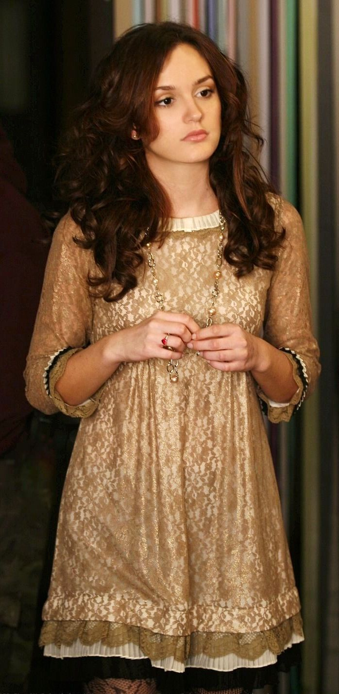 Blair waldorf wedding dress   best Vintage Style images by Some Of Me on Pinterest  Gossip