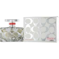 COACH SIGNATURE Perfume by Coach... Fragrance Notes: fresh citrus and guava, and the delicate fragrances of lily, and jasmine Recommended Use: casual... recommended age: mature scent strength: subtle classification: flowery recommended use: casual scent life: 1-5 hours