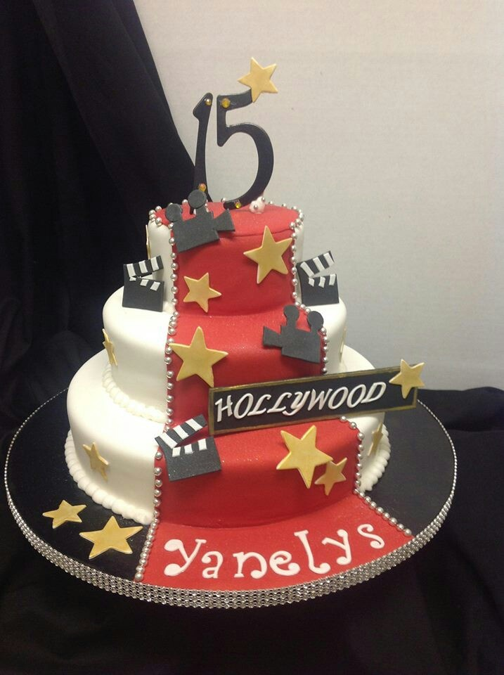 Cake Art Hollywood : 17 Best images about birthday cake ideas on Pinterest ...
