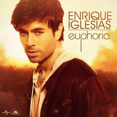 Enrique Iglesias Euphoria Album Cover