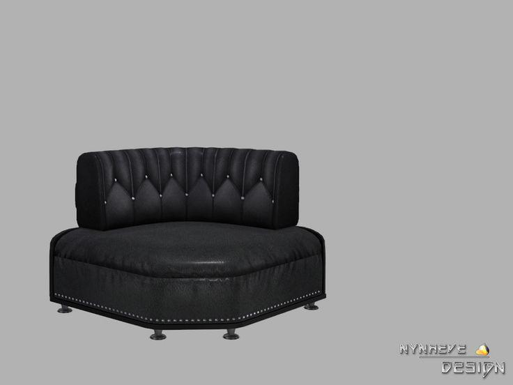 NynaeveDesign's Altara Loveseat Corner (Decor)