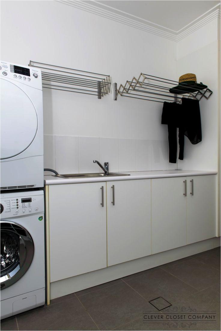 Laundry makeover, Kenthurst Sydney. By Clever Closet Comapany.