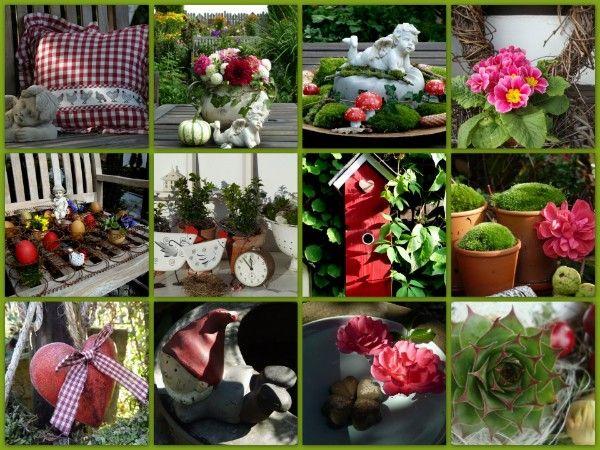 1000 images about garten u deco on pinterest gardens for Gartengestaltung deko ideen