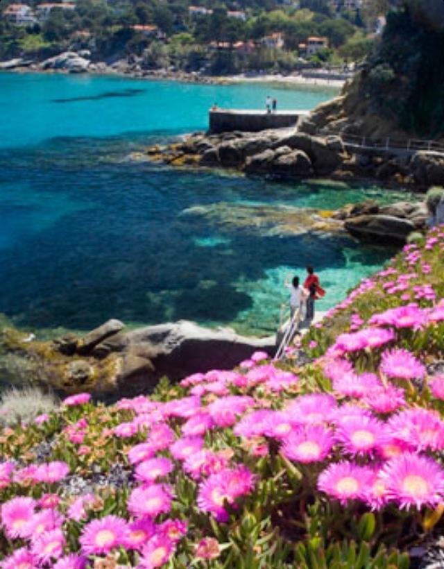 Elba...Italy we shall meet very soon!!!