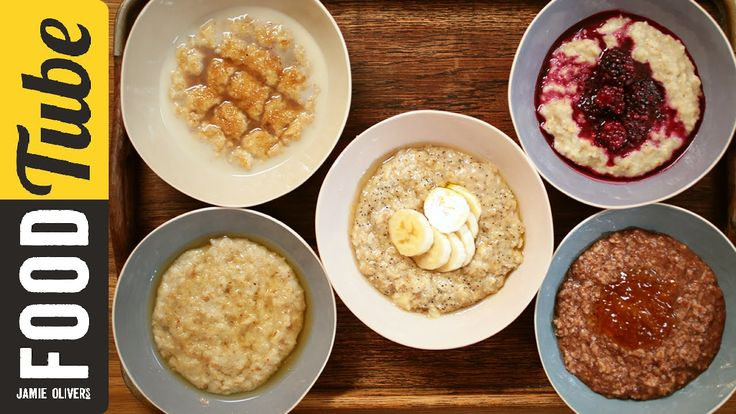 Looking for how to make the perfect porridge? Then follow Jamie's own recipe for the ultimate breakfast winter warmer. Twist it up with his different topping...