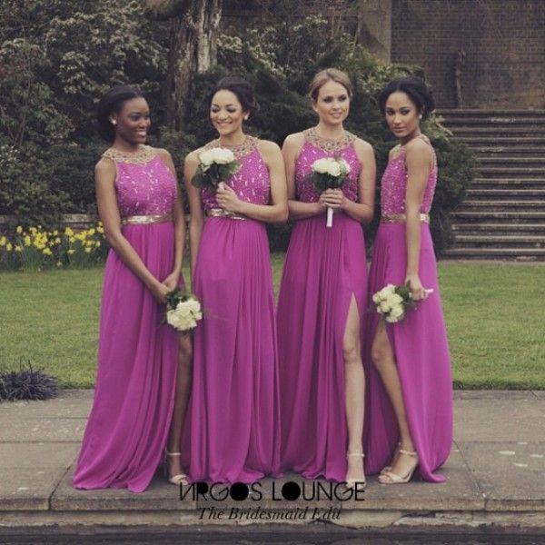 2015 Spring Beach Greek Goddess Wedding Dress Open Back: 180 Best Images About Bridesmaids Colors & Ideas On