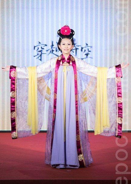 Первый конкурс национального костюма ханьфу, 2013 год / Speleologov.Net - мир кейвинга
