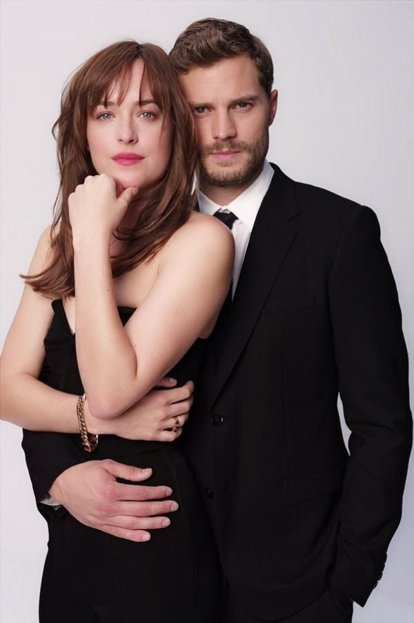 Added more Untagged Shots of Jamie and Dakota for their FSOG Promo Shoot http://fiftyshadesupdates.blogspot.com/2015/03/hq-photos-dakota-johnson-and-jamie.html … thanks @FiftyShadesAS