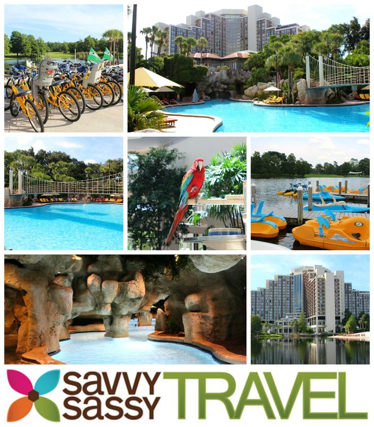 If you are planning a family vacation and are searching for hotels near Disney World, then this is the place to stay. Not only is this the perfect location near many of the theme parks, but there is actually so much to do at the Hyatt Regency Grand Cypress that you may want to skip some of them and just stay and play at the hotel all day!