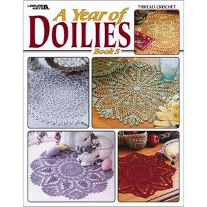 A Year of Doilies Book 5