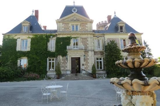 Chateau de Faverges de la Tour - Haute Savoie, Rhone Alpes