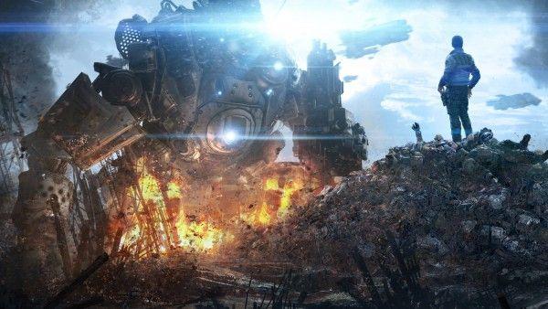 Titanfall Game 2014