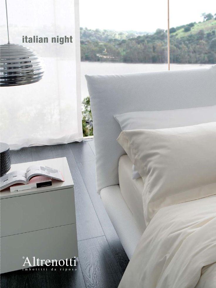 Altrenotti - Italian Night #каталогКроватей, #ИтальянскиеКровати, #мебельдляСпальни, #купитькровать