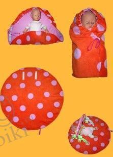 Выкройка одежды для куклы baby Born
