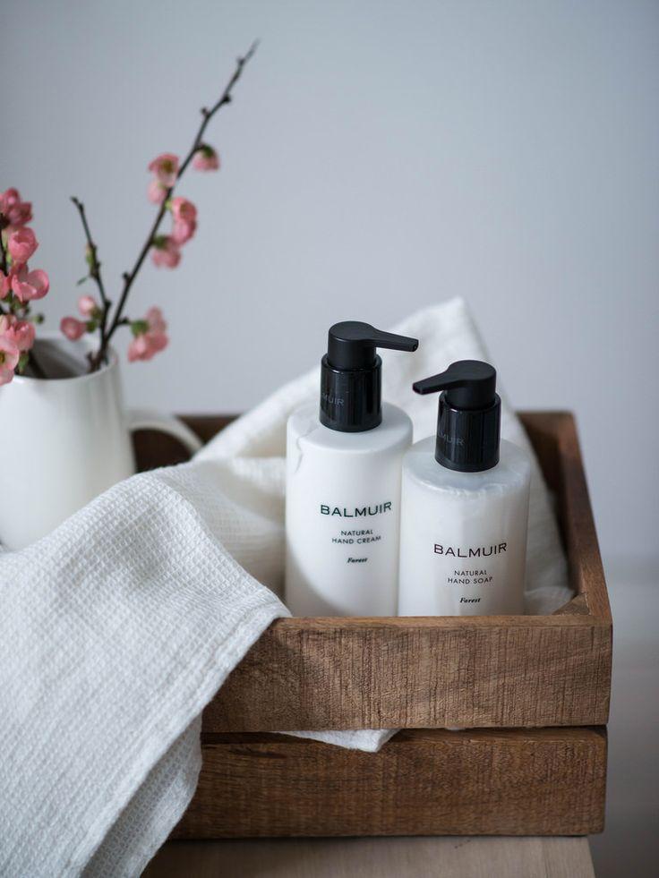 Luukkuja – Viena K: Balmuir ecocertified natural hand soap & hand cream