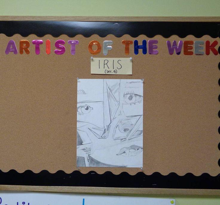 Our artist of the week! #NSAL #NSALart #Art