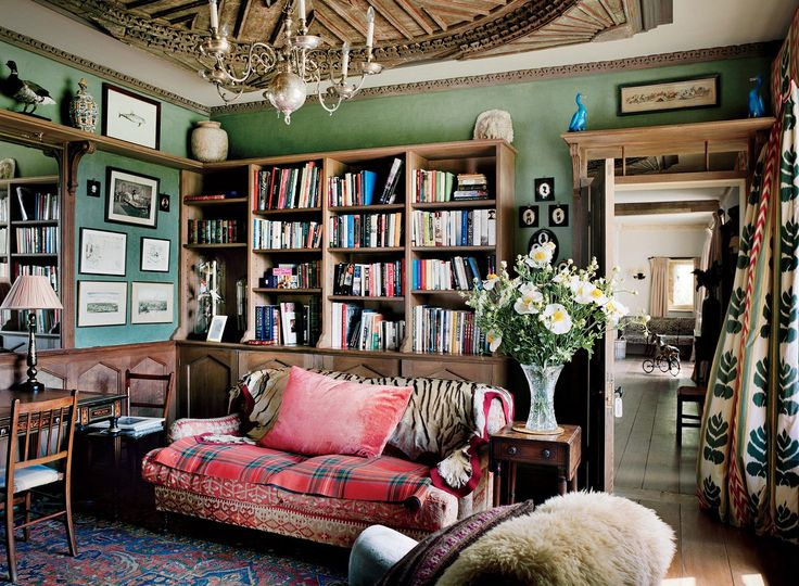 A Look Inside Plum Sykes's Dream House in the English Countryside