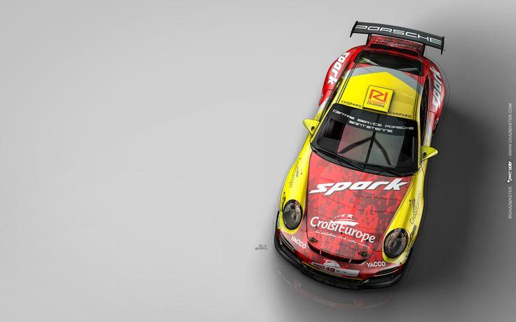 Etude réaliséepourRomain DUMAS.Quelques jours après sa participation aux 24 Heures du Mans avec le Porsche Team et la 919 Hybrid, Romain Dumas retrouve le chemin des rallyes. Tandis que le pilote natif d'Alès n'avait plus couru avec la Porsche 911 GT3 RS 4,0l développée par RD Limited depuis le Monte-Carlo, il part désormais