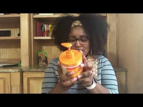 Cantu twist and loc gel review - YouTube