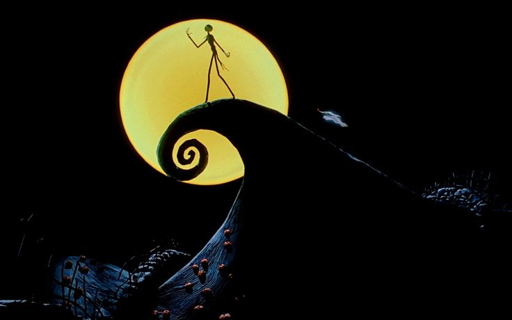 """How """"The Nightmare Before Christmas"""" Teaches Us To Cope With Adulthood #movies #disney #nightmarebeforechristmas"""