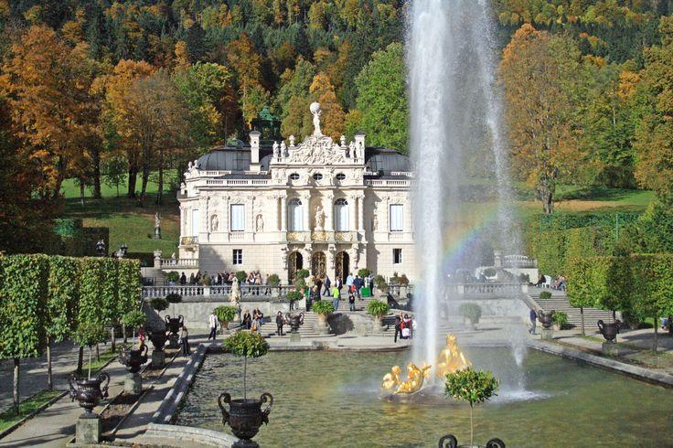Schloss Linderhof, Ettal, Germany