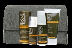 Cosmetic Trunk For Men - Shaving, Face, Hands