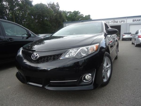 Used 2013 Toyota Camry for Sale in Seffner, FL – TrueCar