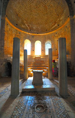 LYCIAN ST. NICOLAS CHURCH (OF SANTA CLAUS), DEMRE TURKEY