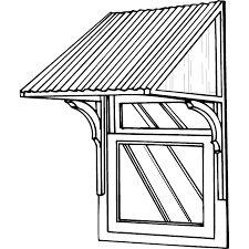 Image result for pictures of window canopies on queenslanders