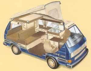 volkswagen transporter westfalia - Pesquisa Google