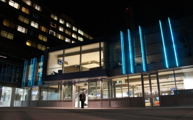 University of Bath Student Centre, a new hub and heartbeat for the campus.