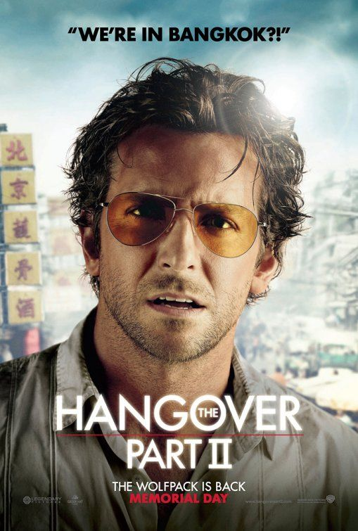 THE HANGOVER 2 MOVIE POSTER - See the best of THE HANGOVER franchise PHOTOS