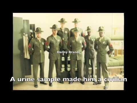 Marine Corps running cadence with lyrics - YouTube