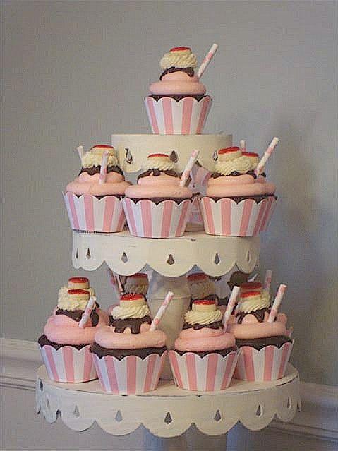 ice-cream-cupcakes & cake pops plus more