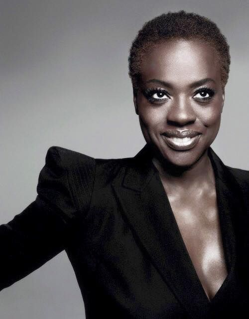 Viola Davis - Sexy traits in about a bazillion different ways