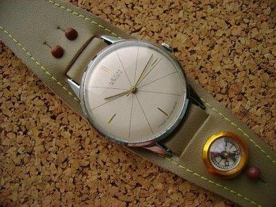 Błonie LECH, compass strap