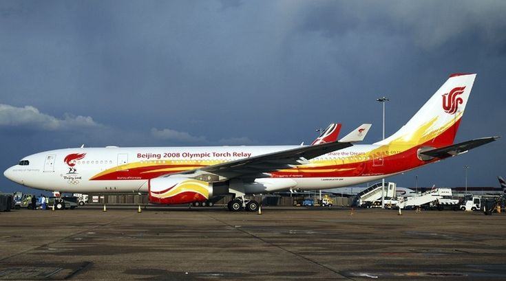New service to Cambodia by Air China