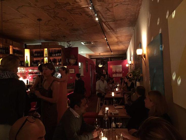 Photo of Etcetera Wine Bar - San Francisco, CA, United States. Cozy Etcetera