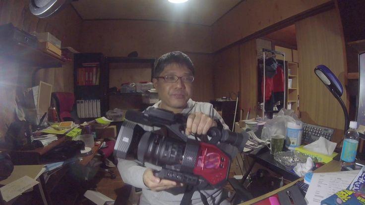 Panasonicビデオカメラ