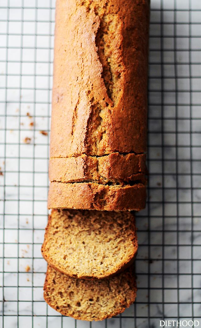 100 best we love bread images on pinterest bakery shops bread whole wheat banana bread with coconut oil forumfinder Images