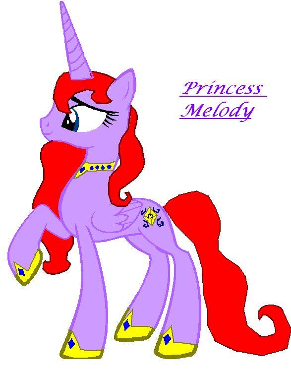 Princess Melody | mlp fim Princess Melody by Mistielove