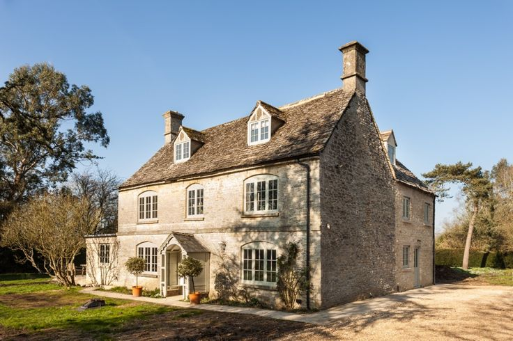 The Vicarage Farmhouse, Wiltshire   MS Building and Renovation