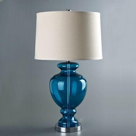 Синяя настольная лампа http://loft-concept.ru/catalog/table-lamp/